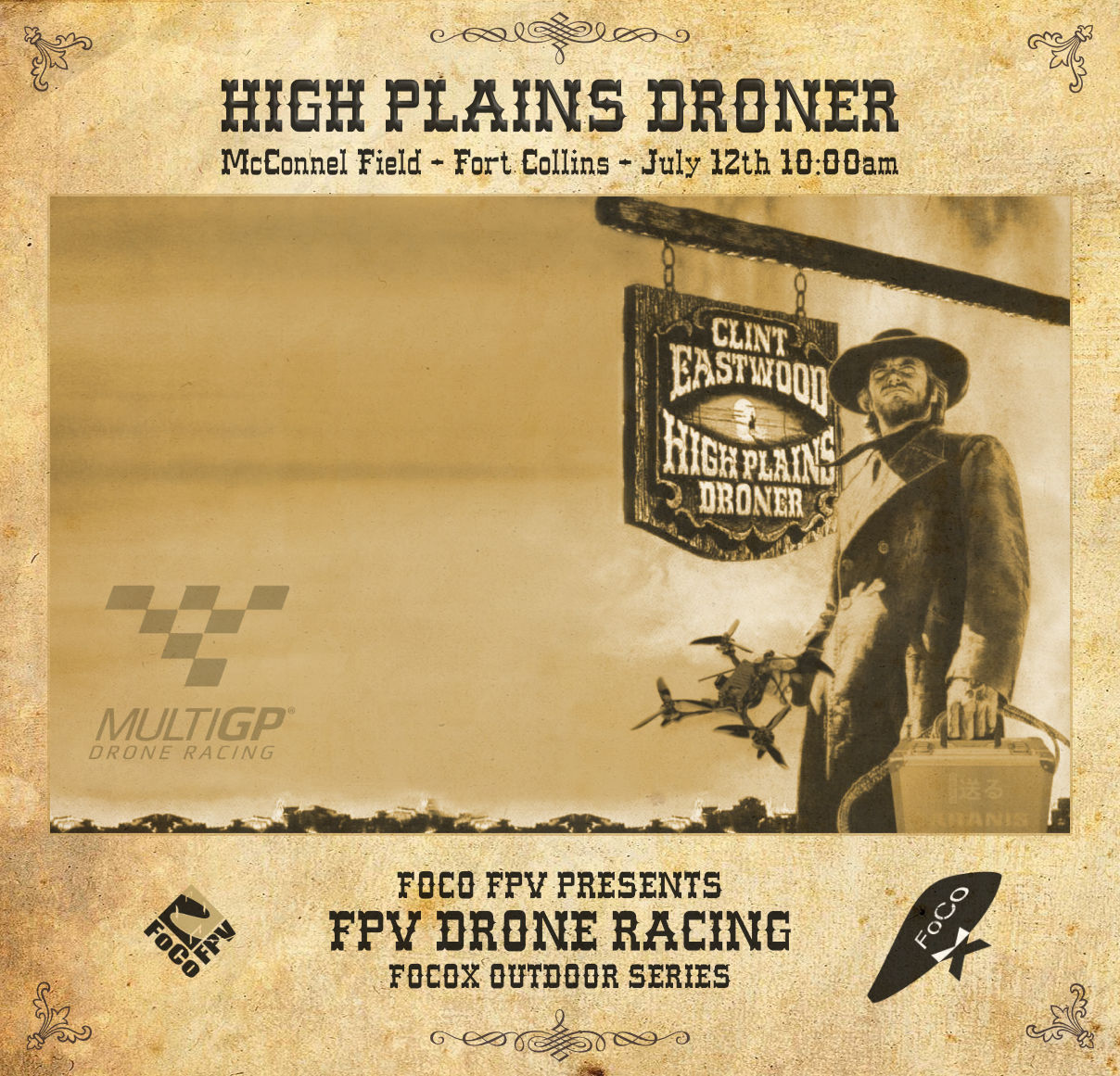 High Plains Droner