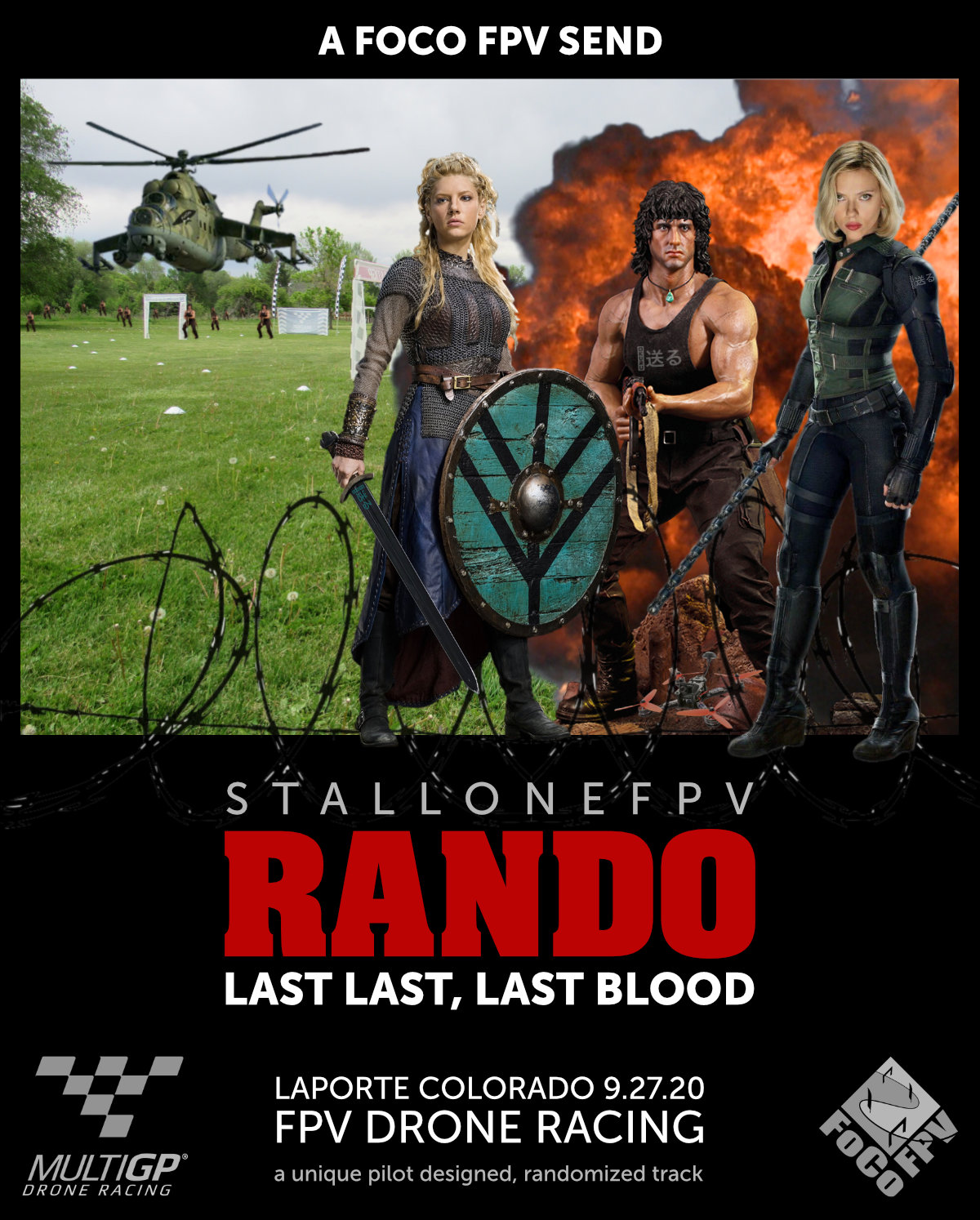 Rando - Last Last, Last Blood