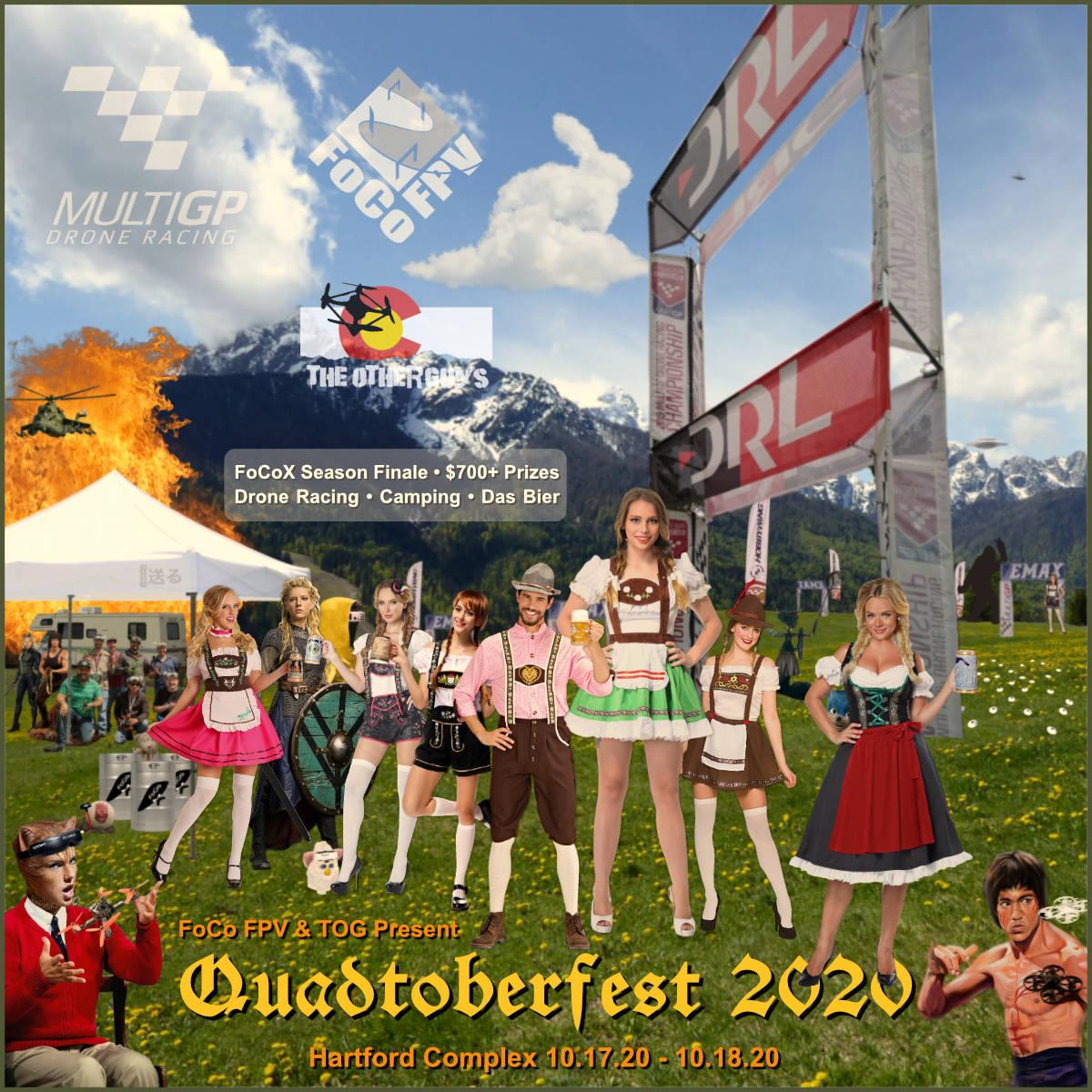 Quadtoberfest 2020