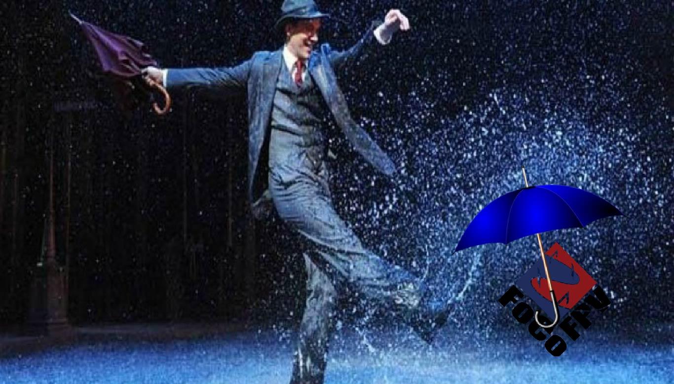 Sending in the Rain