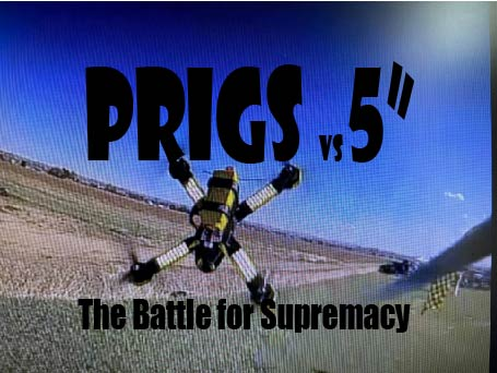 PRIGs vs. 5